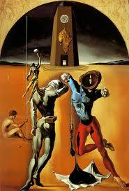 Salvador Dalí. Poesía de América